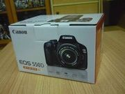 Canon EOS 550D 18MP Digital SLR Camera