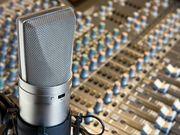 Студия звукозаписи. Создание минусов,  запись,  аранжировка