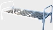 Кровати металлические для казарм,  кровати трёхъярусные низкая цена