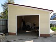 Строительство гаражей и пристроек специалистами!