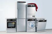 Новая бытовая техника: холодильники,  газовые плиты